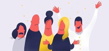 Счастливые люди чаще занимаются благотворительностью